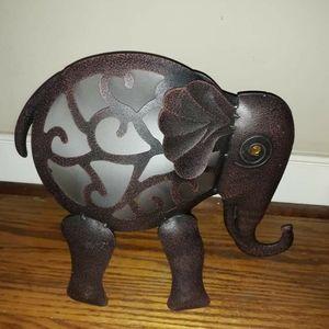 Very cute large elephant
